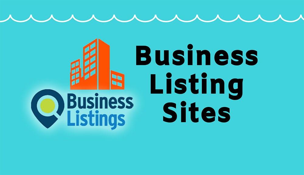 Listing website directory website