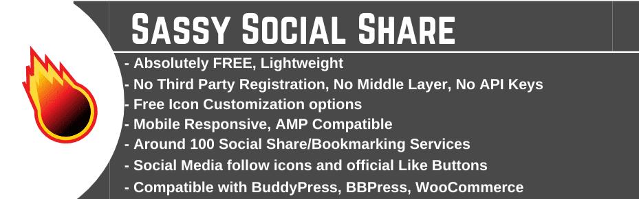 19 Sassy social share
